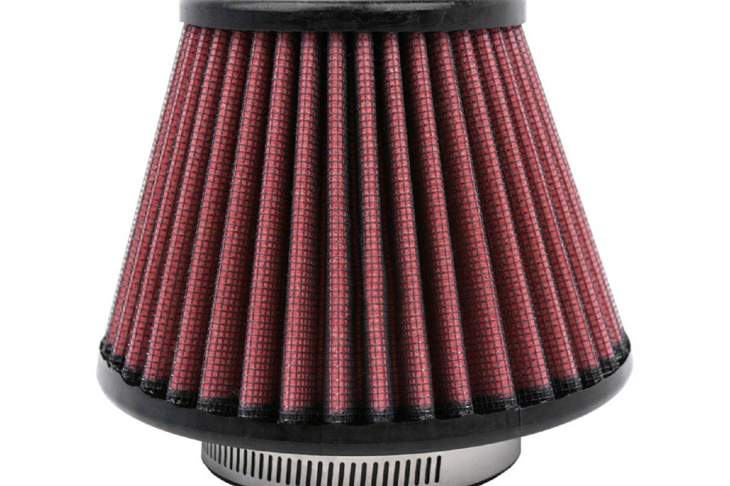 35daf3bf4a Steeda Fiesta Cold Air Intake Filter Replacement, 281 0006