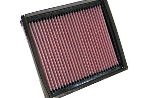 K&N Ford Fusion Drop-In Air Filter (06-12) 3.0L