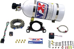5.0L Coyote Mustang Nitrous Express Kit (11-18)