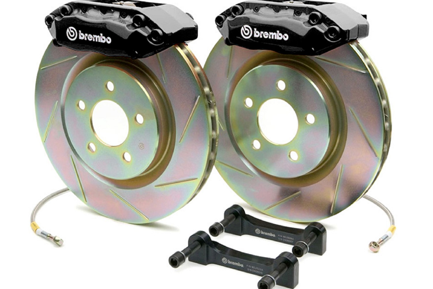Brembo Brake Kit >> Brembo Gt R Series Focus Front Brake Kit 13 18 St