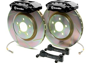 Brakes; 2012-2019 Focus Parts; Steeda carries a large selection of brakes for the Ford Focus.