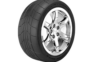 Nitto  NT555R Competition Extreme Drag Radial Tire