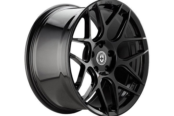 HRE FlowForm FF01 Liquid Black Mustang Wheel - 20x9.5 (05-20 All)