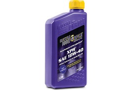 Royal Purple XPR 10W-40 Extreme Performance Racing Motor Oil