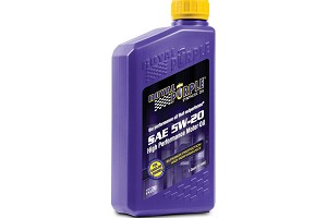 Royal Purple 5W20 Motor Oil