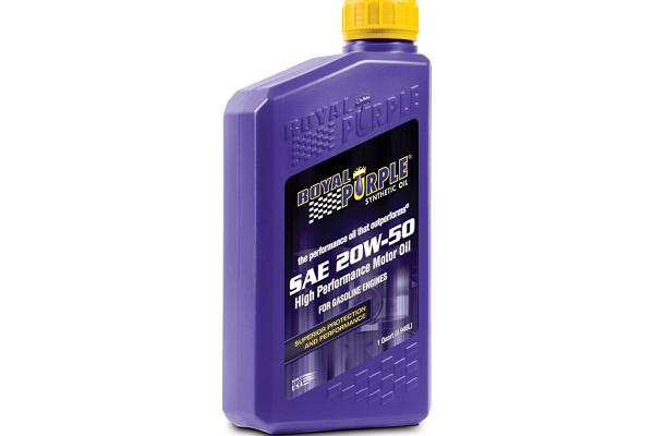 Royal Purple HPS 20W50 Motor Oil