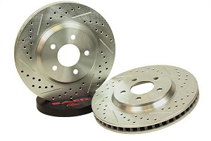 Baer Focus Front Sport Rotors (08-11 All)