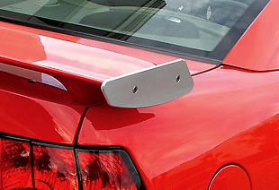 Rear Winglets; Body Kits;