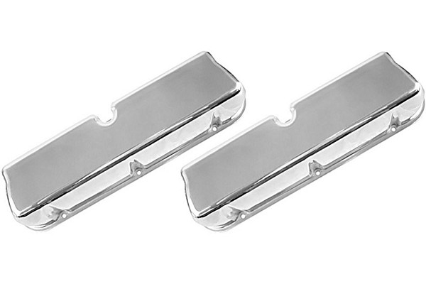 Steeda Mustang Tall Valve Covers - Non-Engraved (86-95 5.0 & 5.8L) DISCONTINUED