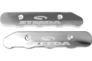 Steeda Cobra Mustang Coil Covers - Polished (99-04 Cobra)