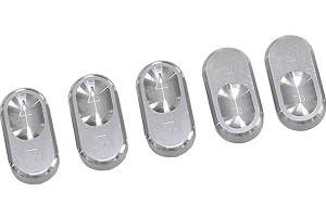 Steeda Mustang Window Switch Buttons - Coupe (94-04)