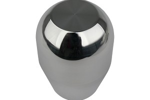 Steeda Fiesta ST Premium Shift Knob - Polished/No Logo (13-14 ST)
