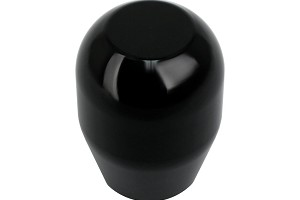 Steeda Fiesta ST Premium Shift Knob - Black/No Logo (2013-2018 ST)
