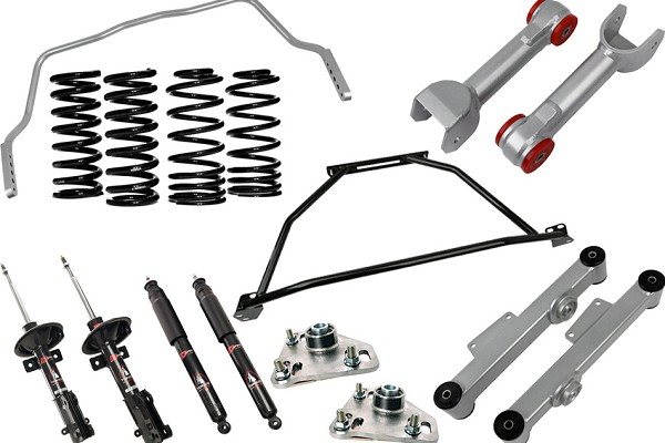 Steeda Mustang G/Trac Suspension Package - Basic (1994-2004)
