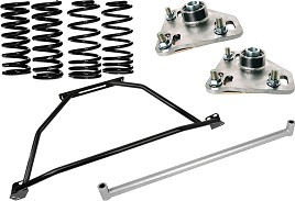 Steeda G/Trac Mustang Suspension Package - Stage 1 (86-89 Coupe)