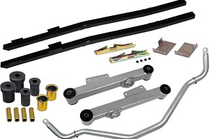 Steeda G/Trac Mustang Suspension Package - Stage 3 (87-93)