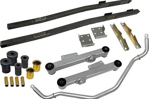 Steeda G/Trac Mustang Suspension Package - Stage 3 (96-98 Cobra)