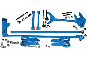 Steeda Mustang 5-Link Rear Suspension System (79-04) *Contact Us to Order.