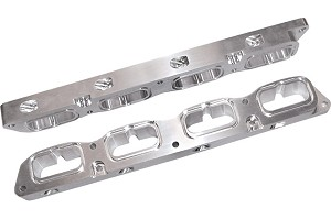 Steeda Billet Mustang Charge Motion Control Plates (05-08)