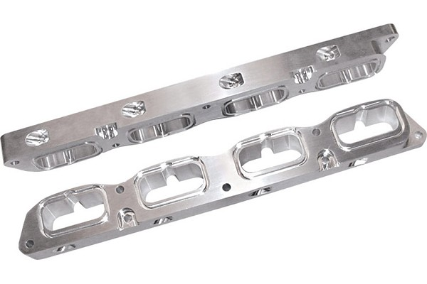 Steeda Billet S197 Mustang Charge Motion Control Plates w/ Nitrous Ports (05-08) DISCONTINUED