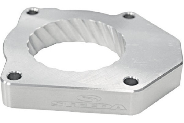 Steeda Ford Fusion Throttle Body Spacer (06-08) 3.0L V6 DISCONTINUED