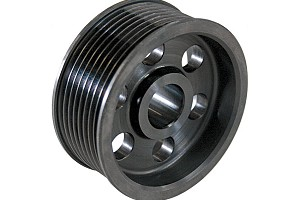Steeda Cobra Mustang Supercharger Pulley - 2.81