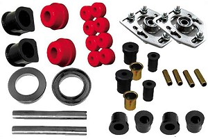 Steeda Mustang Front End Suspension Rebuild Kits (84-89)