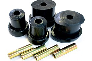 Steeda Front Bushings for Mustang Rear Lower Arms (83-98)