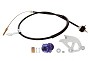 Steeda Mustang Adjustable Clutch Cable Kit (83-95)