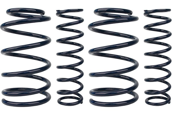 Steeda Shelby GT500 Mustang Sport Lowering Springs - Coupe (07-14 GT500)
