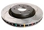 DBA 4000 Series T3 Slotted Front Rotors (13-14 GT500 w/ Brembo Brakes)