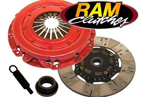 RAM Force 10.5 Mustang 26 Spline/8 Bolt Dual Disc Clutch Kit (05-10)