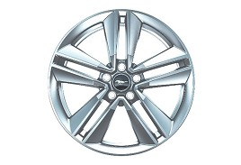 Ford Performance Mustang I4 Performance Pack Wheel - 19x9 - Sparkle Silver (2015) DISCONTINUED