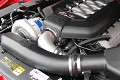 Vortech Mustang Supercharger System - Satin - (11-14)