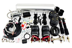 Air Lift Performance Mustang Air Lift Suspension Full Kit - Digital (15-19 All)