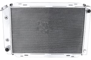 Champion Fox Mustang 3 Row Radiator (79-93)