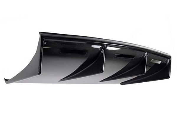 APR Performance Mustang S197 FRP Rear Diffuser (05-09)