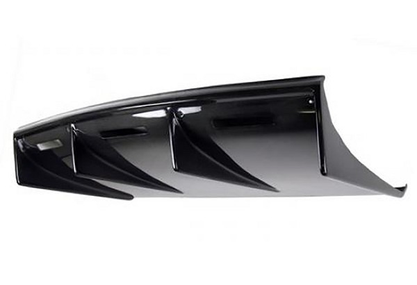 APR Performance Mustang S197 APR GTR Rear Diffuser (05-09)