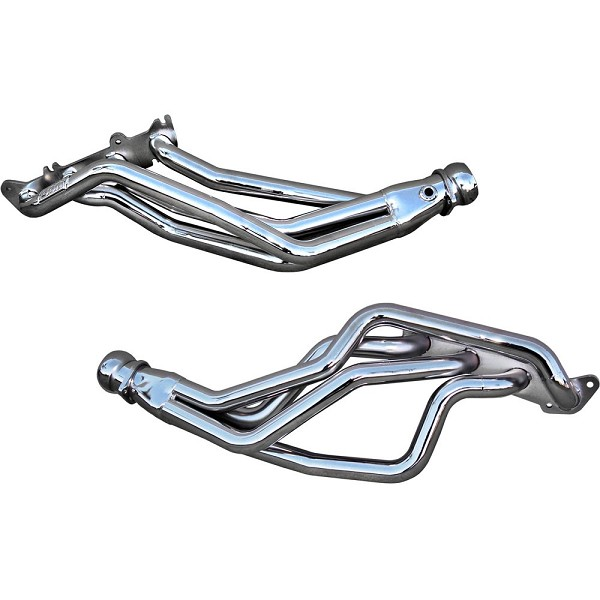 BBK Chrome Coyote 5.0L Swap Long Tube Mustang Headers 1-3/4 in (79-04)