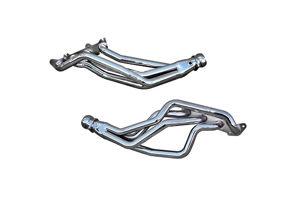 BBK Chrome Coyote 5.0L Swap Long Tube Mustang Headers (79-04)
