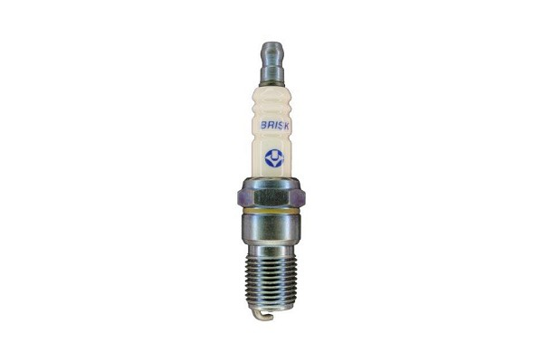 Brisk Silver Racing Mustang Spark Plug G08S (96-17)