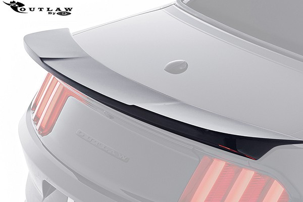 Classic Design Concepts Mustang Outlaw Rear Decklid Spoiler (2015-2021)