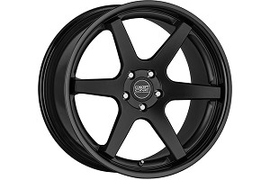 Concept One Wheels CS-6 Deep Concave Matte Black Wheel - 20x10.5 (94-04)