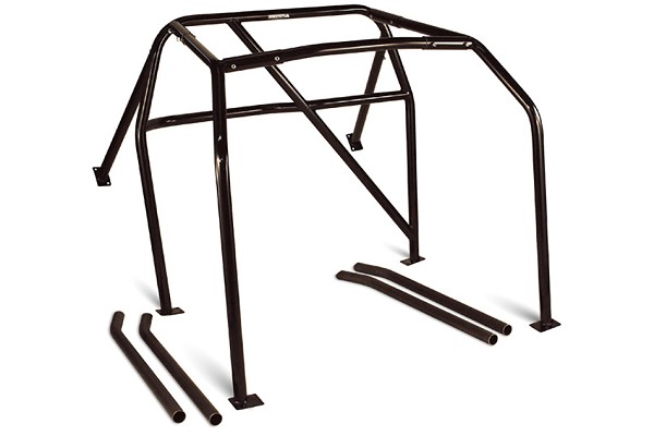 Autopower Focus Bolt-In Roll Cage w/ DOM Mild Steel (00-07 ZX3)
