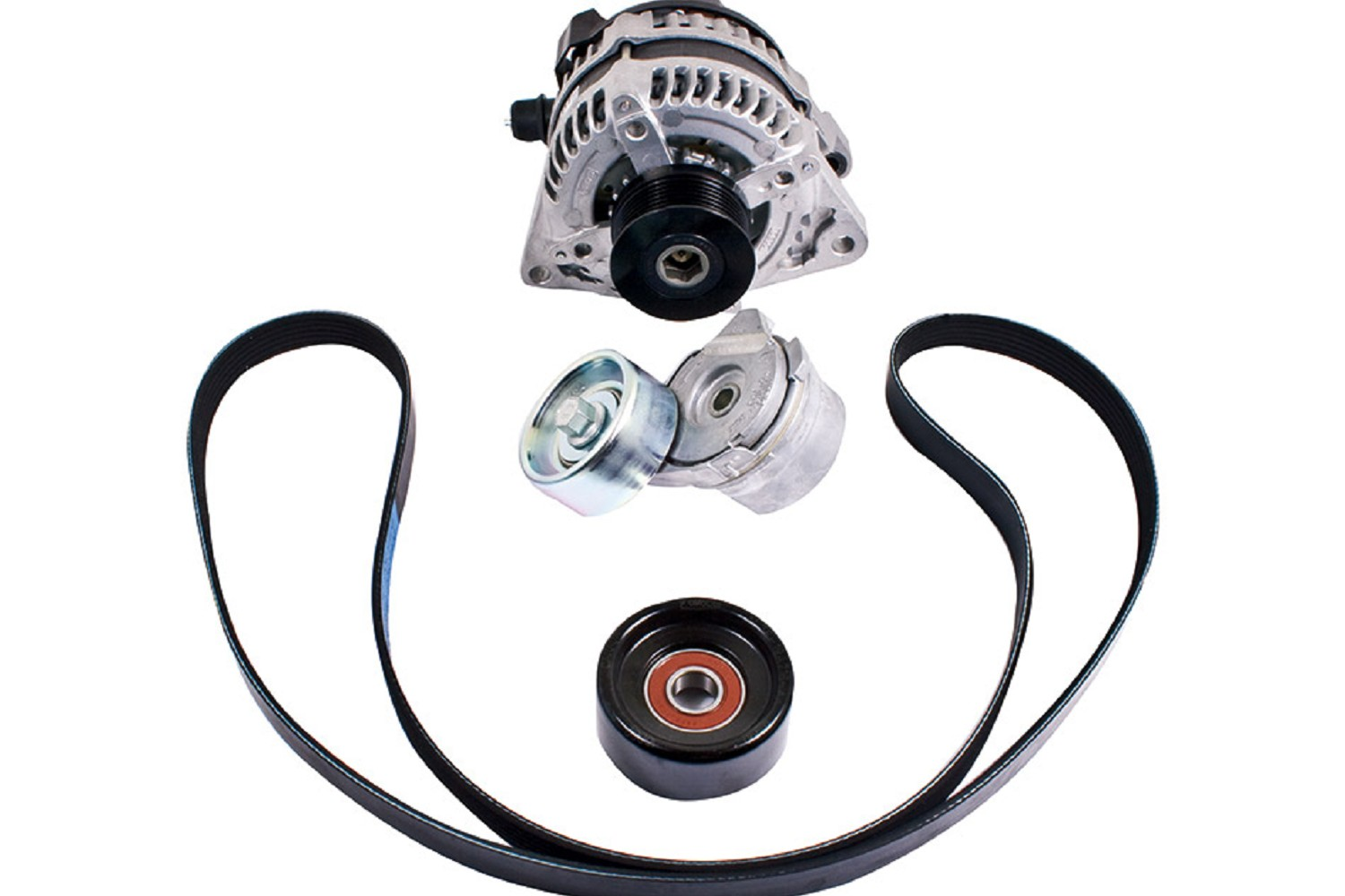 Ford Performance S197 Mustang Boss 302 Alternator Kit All 2011 For A Wiring Harness Kits 11 14 50l