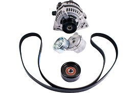 Ford Performance Mustang Boss 302 Alternator Kit - All 11-14 5.0L