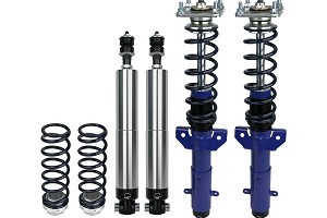 Steeda Mustang Coilovers - Stage 2 Street/Track (05-14 GT/Boss/V6)