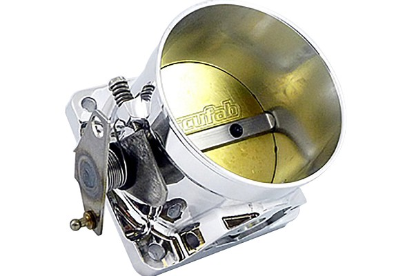 Accufab Mustang 70mm Throttle Body 5.0L (86-93 GT)
