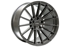 Ace Alloy Devotion Titanium Wheel 19x10 (05-15)