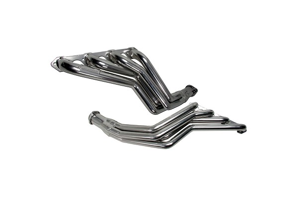 BBK Chrome Long Tube Mustang Headers 1-5/8 in. (79-93 5.0L Automatic)